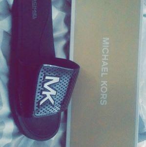 MK SLIDE sandels